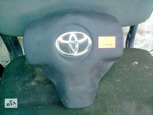 продам Б/у подушка безопасности для легкового авто Toyota Rav 4 бу в Полтаве