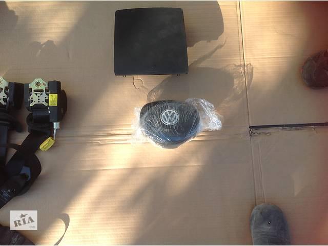 бу Б/у подушка безопасности для легкового авто Volkswagen Touran в Львове