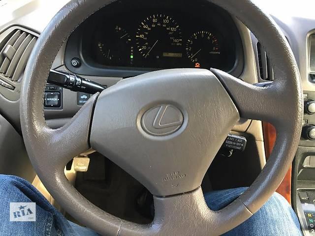 купить бу Руль для Lexus RX 300, 1998 в Киеве