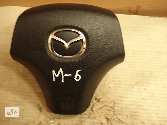 бу Б/у подушка безопасности для седана Mazda 6 в Киеве
