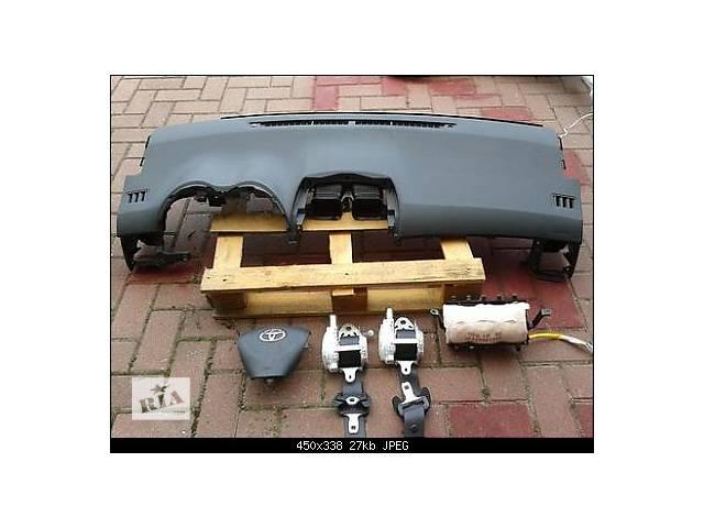 Б/у подушка безопасности для седана Toyota Corolla- объявление о продаже  в Киеве