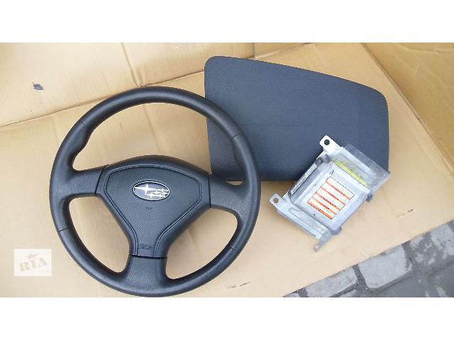 продам Б/у подушка безопасности в руль для легкового авто Subaru Forester 2007 бу в Коломые