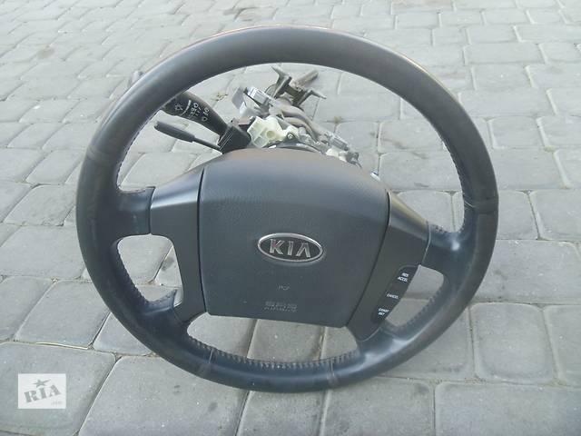 Б/у подушка безопасности водителя для легкового авто Kia Sorento 2008- объявление о продаже  в Коломые