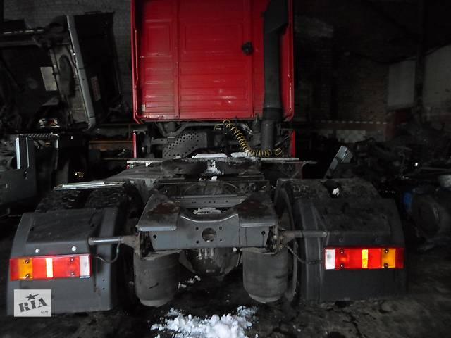 купить бу Б/у Подушка кабины для грузовика Renault Magnum Рено Магнум 440 2002г.в. в Рожище
