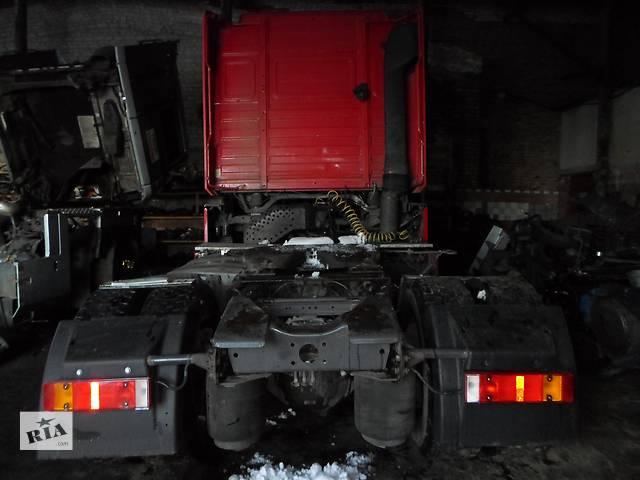 купить бу Б/у подушка кабины для Renault Magnum Рено Магнум 440 Evro3 2005 в Рожище