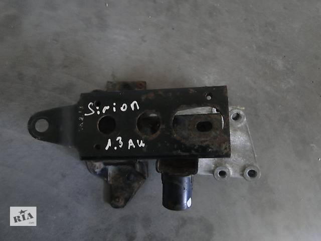 бу Б/у подушка двигуна для легкового авто Dihatsu Sirion 1.3 в Львове