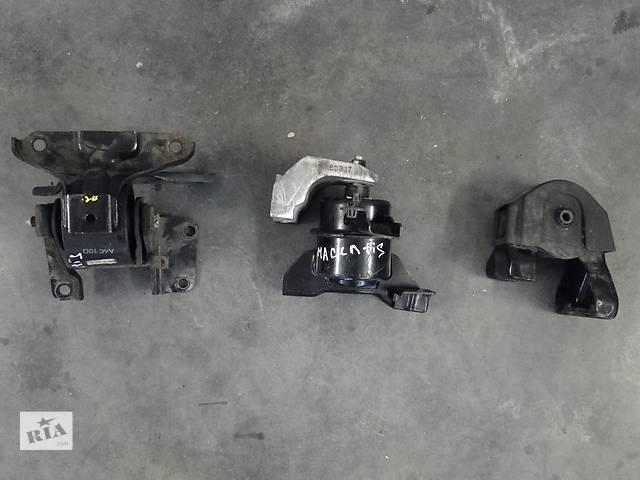бу Б/у подушка двигуна для легкового авто KIA Magentis 2.0 06-10р. в Львове