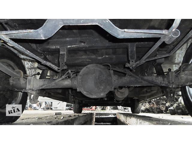 бу Б/у Подвеска Mercedes Sprinter W906 Мерседес Спринтер 2006-2012г.г. в Рожище