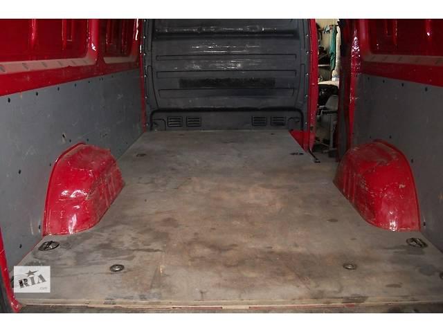 Б/у Пол ориг. підлога с такелажними рейками Volkswagen Crafter Фольксваген Крафтер 2.5 TDI 2006-2012- объявление о продаже  в Луцке
