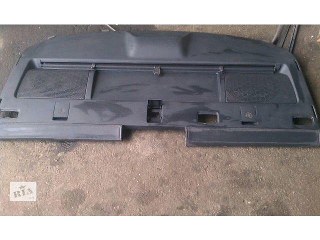 купить бу Б/у полочка багажника (задняя полка салона) для седана Toyota Camry SV40 2007-2008г в Киеве