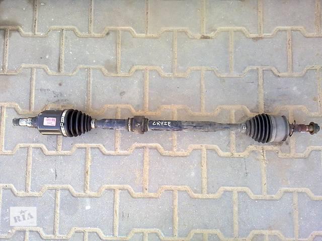 бу Б/у полуось/привод для легкового авто Chevrolet Cruze в Здолбунове