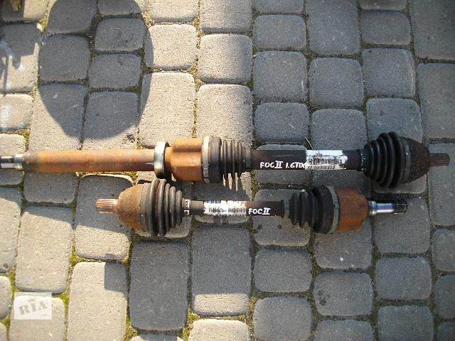 бу Б/у полуось/привод для легкового авто Ford Focus 2008 в Львове