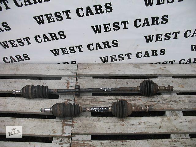 купить бу Б/у полуось/привод для легкового авто Opel Astra G в Луцке