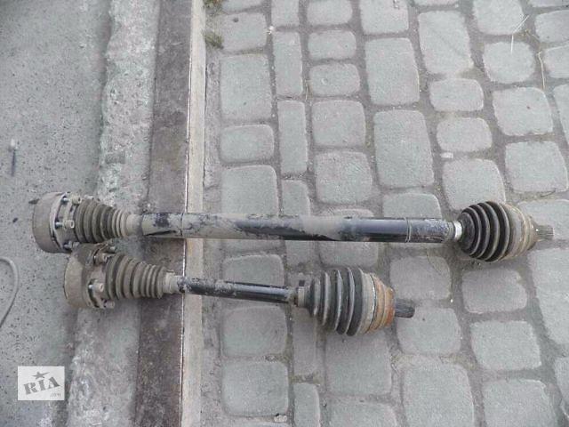 продам Б/у полуось/привод для легкового авто Skoda Octavia A5 2006 бу в Львове