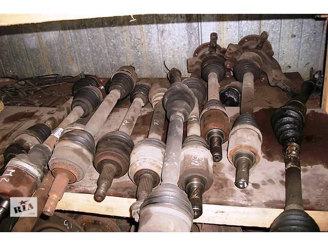 Б/у Полуось/Привод Легковой Рено Кенго Renault Kangoo 1,5 dci 2008-12- объявление о продаже  в Луцке