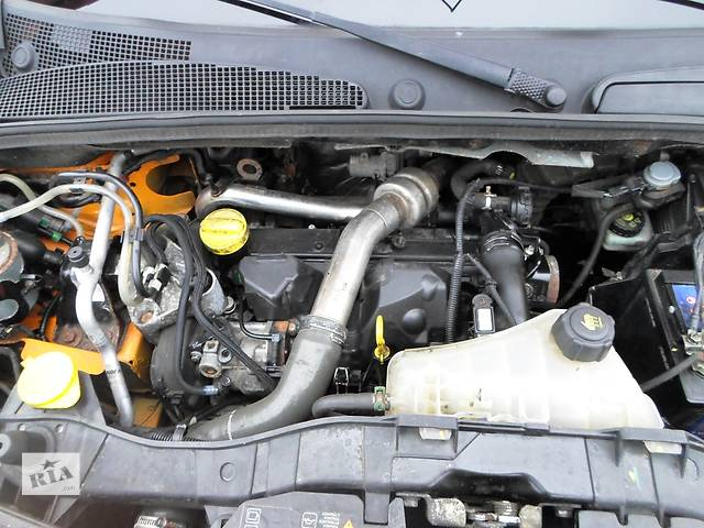 купить бу Б/у Помпа водяна Renault Kangoo Кенго 1,5 DCI К9К B802, N764 2008-2012 в Рожище