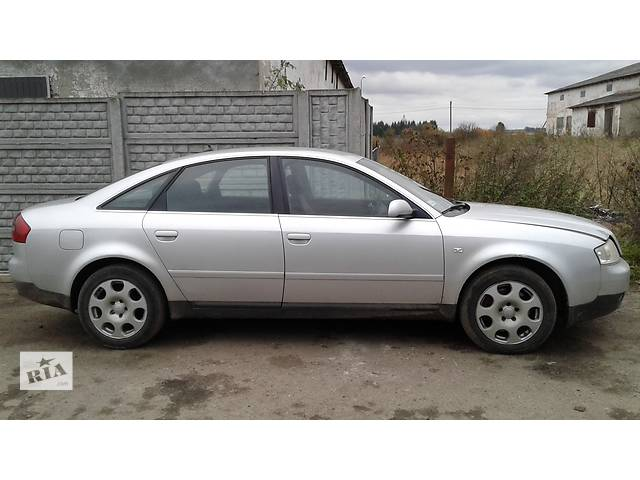 бу Б/у порог для седана Audi A6С5 в Львове