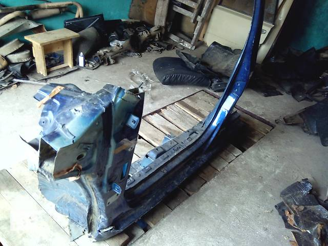 бу Б/у порог для седана Volkswagen Jetta в Николаеве
