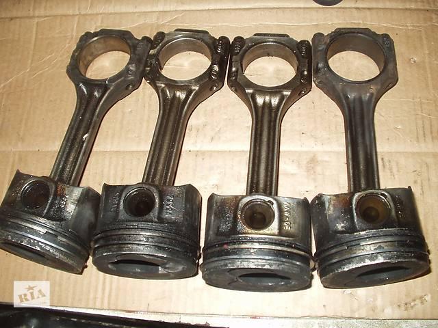Б/в Поршня із шатунами Volkswagen Caddy , Nural - 1,9 SDI , 7959A , 2002 р. в , хороший стан , доставка .- объявление о продаже  в Тернополе