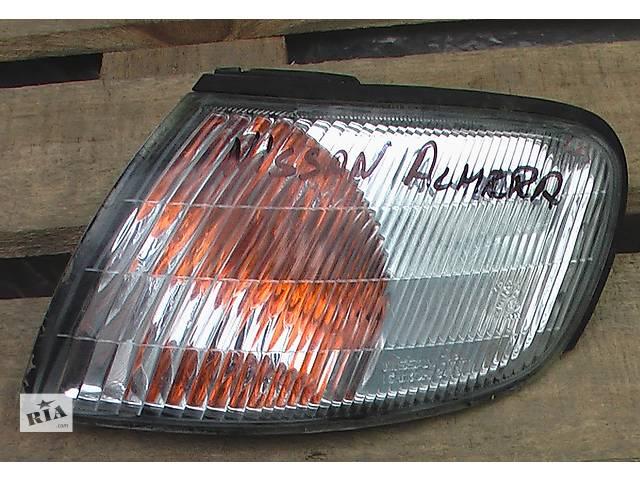 купить бу Б/у поворотник/повторитель поворота для легкового авто Nissan Almera в Сумах