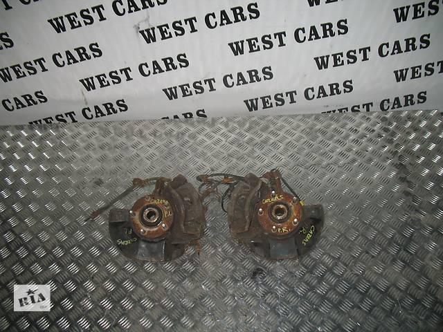 купить бу Б/у поворотный кулак для легкового авто Kia Carens в Луцке