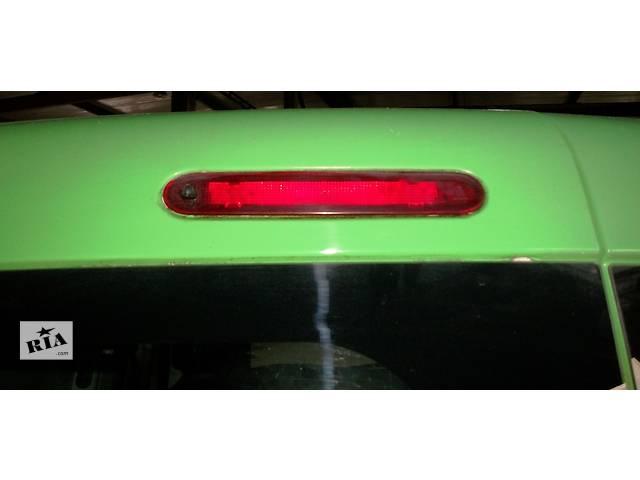 бу Б/у Повторитель повторювач стопа для Renault Kangoo Кенго2 2008-2012 в Рожище