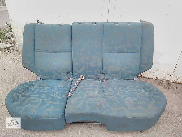 Б/у продам сидения и запчасти от Mitsubishi Space Star 1999- объявление о продаже  в Одессе