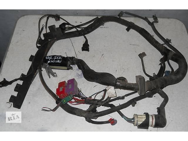 продам Б/у проводка двигателя для легкового авто Opel Omega B бу в Херсоне