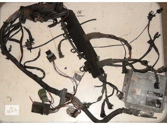 бу Б/у проводка двигателя для легкового авто Opel Omega B в Херсоне