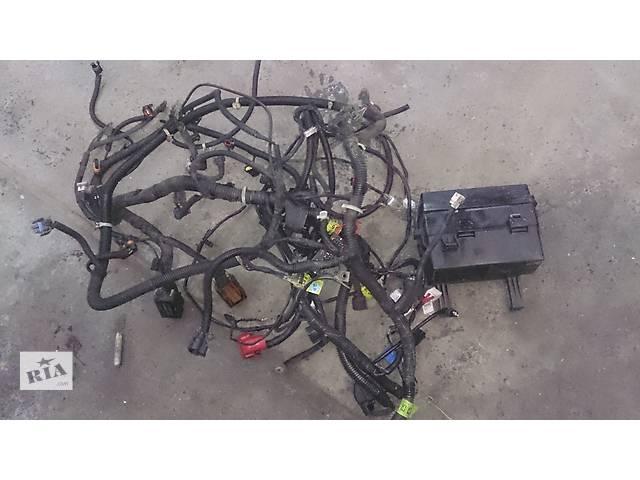 продам Б/у проводка двигателя для универсала Chevrolet Lacetti бу в Киеве