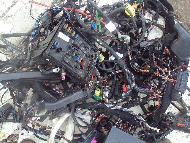 продам Б/у проводка электрическая для хэтчбека Volkswagen Golf Plus 2008 бу в Львове