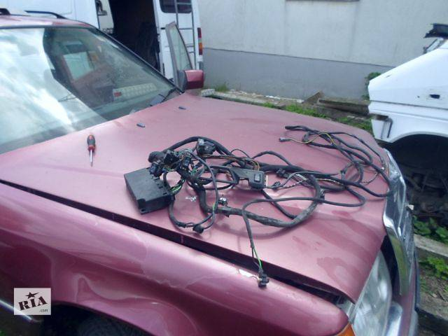 купить бу Б/у проводка электрическая для легкового авто Mercedes 124 в Берегово