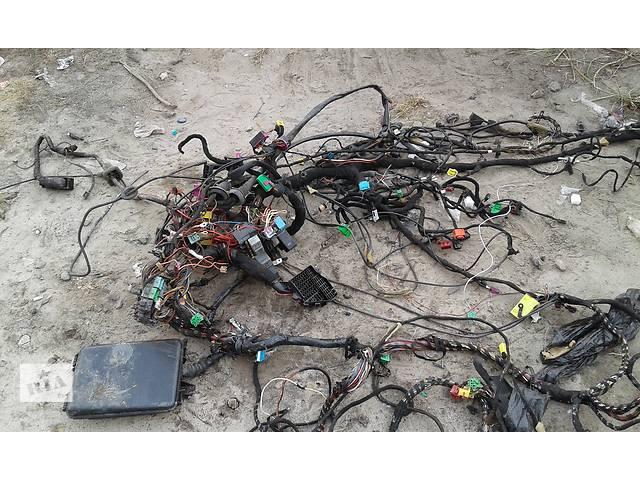 Б/у проводка электрическая для седана Skoda SuperB 2,8l.- объявление о продаже  в Киеве