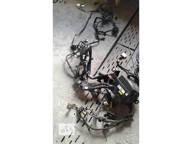 купить бу Б/у Проводка моторного отсека 91208-2w181 для легкового авто Hyundai Santa FE 2012-17 в Ровно
