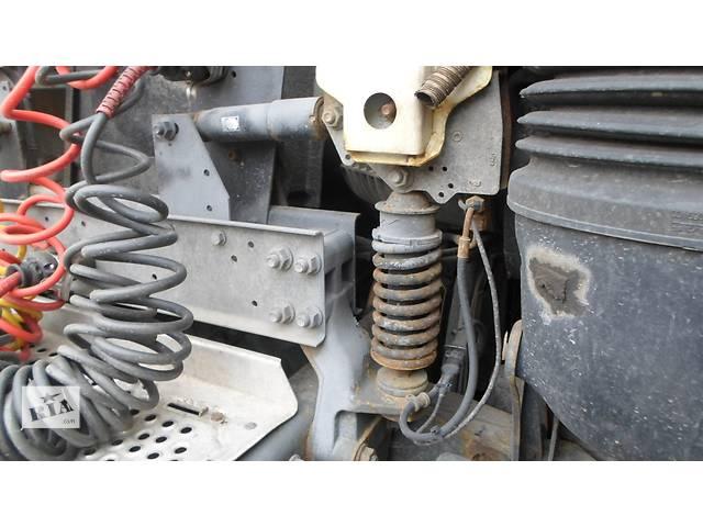 купить бу Б/у Пружина Амортизатор подвески кабины ДАФ DAF XF95 380 Евро3 2003г в Рожище