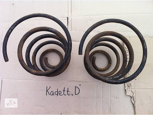 купить бу Б/у пружина задня/передня для легкового авто Opel Kadett в Виннице