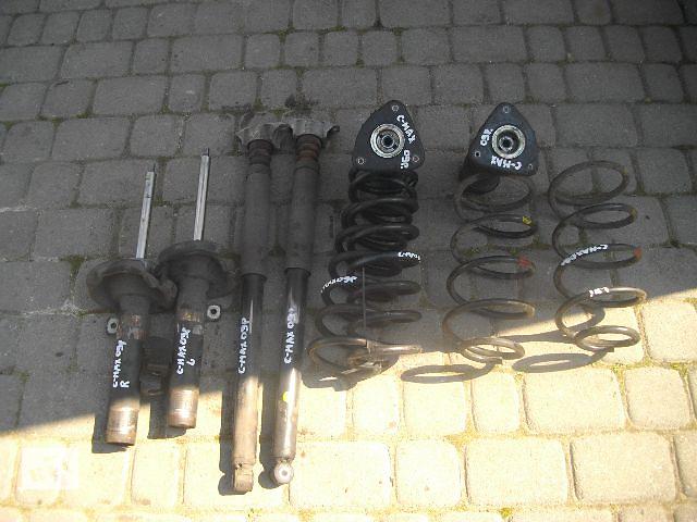 бу Б/у пружина задняя/передняя для легкового авто Ford C-Max 2009 в Львове