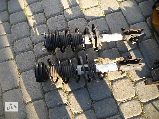 купить бу Б/у пружина задняя/передняя для легкового авто Ford Fiesta 2010 в Львове