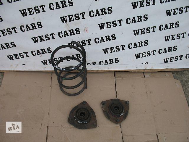 купить бу Б/у пружина задняя/передняя для легкового авто Kia Cerato 2006 в Луцке