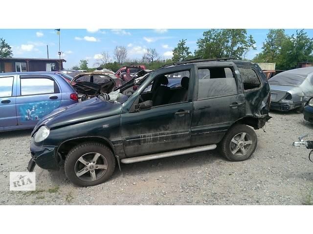 Б/у пружина задняя/передняя для универсала Chevrolet Niva- объявление о продаже  в Вольногорске