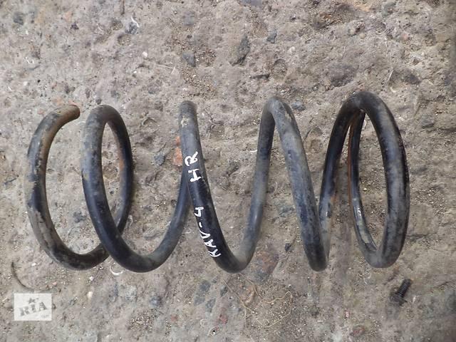 продам Б/у пружина задняя правая для кроссовера Toyota Rav 4 2002-2005г бу в Киеве