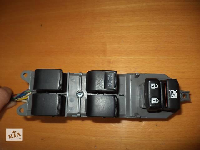 Б/у пульт управления стеклоподъёмниками для седана Toyota Camry SV40 2007г- объявление о продаже  в Николаеве