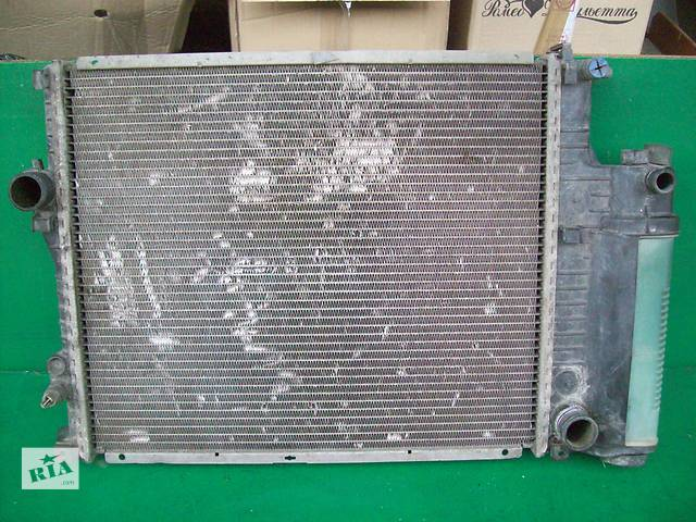Б/у радіатор для легкового авто BMW 5 Series E34- объявление о продаже  в Луцке