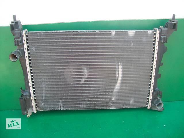 бу Б/у радіатор для легкового авто Fiat Punto 1,4 в Луцке