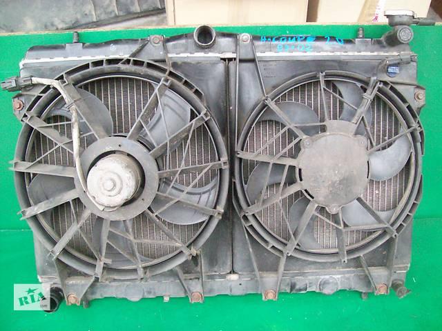 продам Б/у радіатор для легкового авто Hyundai Elantra бу в Луцке