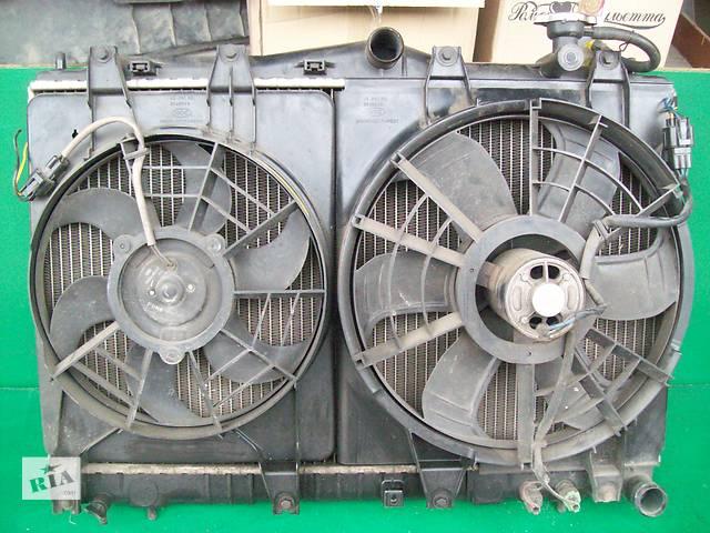 бу Б/у радіатор для легкового авто Hyundai Sonata в Луцке