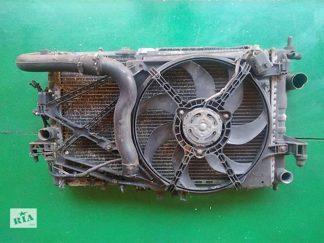 продам Б/у радіатор для легкового авто Opel Corsa C бу в Луцке