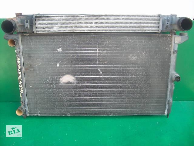 Б/у радіатор для легкового авто Seat Alhambra 1.9 tdi- объявление о продаже  в Луцке