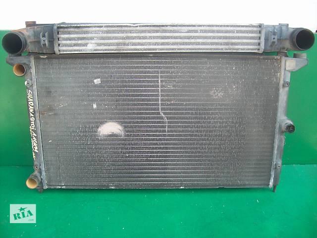 продам Б/у радіатор для легкового авто Volkswagen Sharan 1.9 TDI бу в Луцке