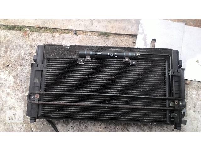 продам Б/у радіатор для легкового авто Volkswagen T4 (Transporter) ЛИСИЧКА  бу в Яворове (Львовской обл.)